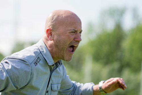 Zeljko Milosevic ist neuer Trainer beim FC Intersport Schruns.VN-Stiplovsek