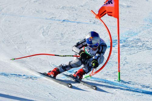 Zwei Mal gewonnen, für Mikaela Shiffrin war Bansko eine Erfolgsgeschichte. apa