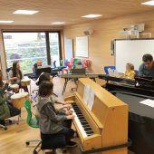 Beitrag für Musikschulen