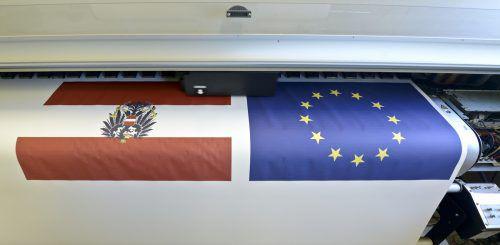 45 Prozent der Österreicher glauben, dass sich die Dinge in Europa in die falsche Richtung entwickeln.APA