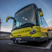 Nach langer Ladezeit Start für E-Busse in Vorarlberg