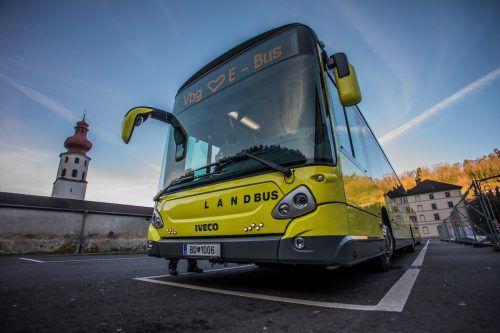 580.000 Euro kostet ein E-Bus, der jährlich 85.000 Kilometer zurücklegen soll.VN/PS