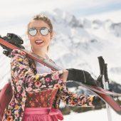🍀Dirndl Ski Gaudi