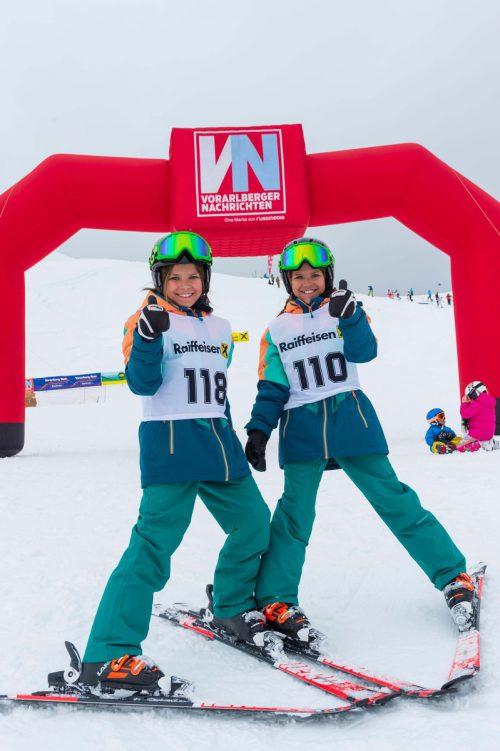 Ab sofort ist das Anmeldeportal für das Wintersport-Spektakel Kids Snow Fun unter www.kids-snow-fun.com live geschaltet. VN/Stiplovsek