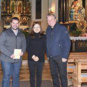 Orgelvirtuosin aus Korea gastierte in Au
