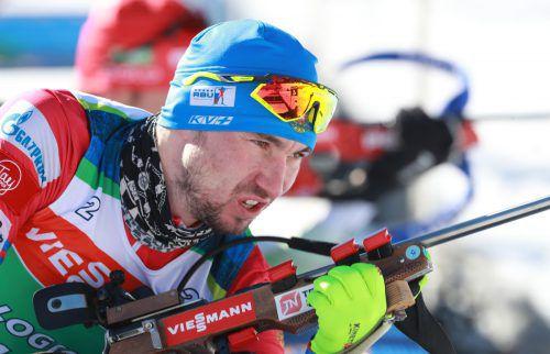 Alexander Loginow zieht den Internationalen Skiverband vor Gericht. gepa