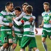 4:1 – Austria krönt sich zum Derbykönig