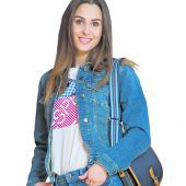 Denim-Look als modischer Hingucker