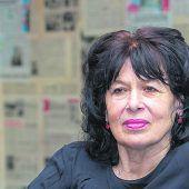 Monika Helfer stellt ihr neues Buch bei Russmedia vor