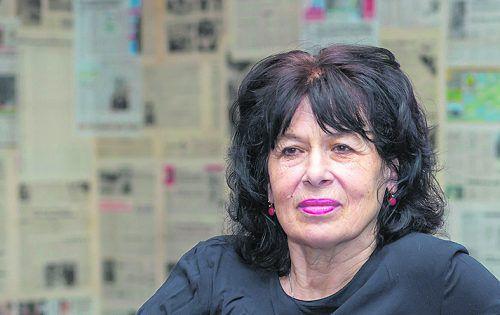 """Am 6. März liest Monika Helfer aus ihrem Roman """"Die Bagage"""". roland paulitsch"""