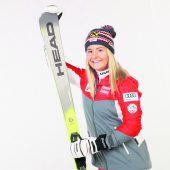 Amanda Salzgeber mit ersten Punkten im Europacup