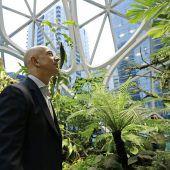 Mitarbeiter sehen Bezos Spende kritisch