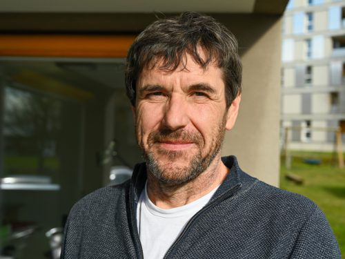 Andreas Haid - Leiter des ambulanten Familiendienstes.