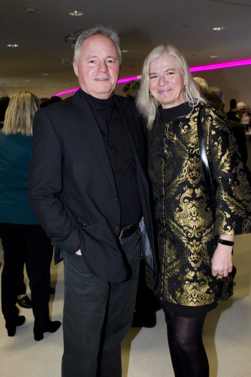 Angelika und Roland Erne zeigten sich begeistert.
