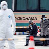 Coronavirus: Zwei Passagiere der Diamond Princess gestorben