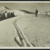 """<p class=""""caption"""">Auch im Winter ist die 1645 Meter hohe Hohe Kugel ein beliebtes Ziel.</p>"""