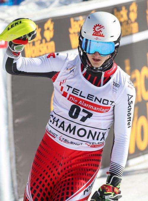 Auf Adrian Pertl ruhen die ÖSV-Hoffnungen bei den Rennen in Japan.Gepa