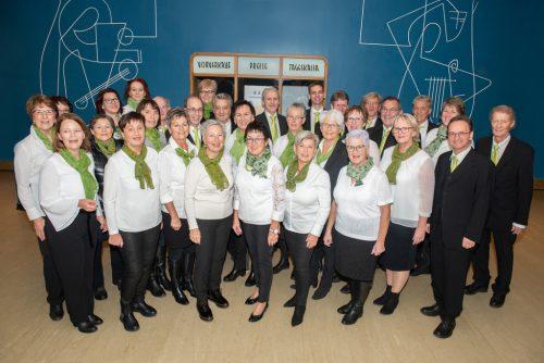 Auf ein sehr erfolgreiches Jahr konnte der Gesangverein Harmonie bei der Jahreshauptversammlung zurückblicken.GESANGVEREIN HARMONIE/andrea