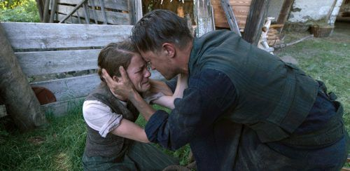 August Diehl und Valerie Pachner als Franz und Fani Jägerstätter tragen den Film. ap