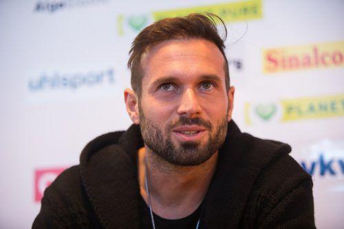 Austria-Trainer Roman Mählich und seine Spieler gehen voller Vorfreude und mit viel Mut in das Cup-Viertelfinale gegen die WSG Tirol.Steurer