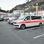 Vandalen in Vaduz