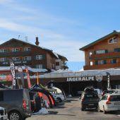 Jägeralpe errichtet Haupthaus neu