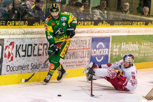 Beim Rückspiel in Salzburg wollen die Lustenauer die Juniors zu Fall bringen und mit dem Meistertitel ins Ländle zurückkehren.Stiplovsek