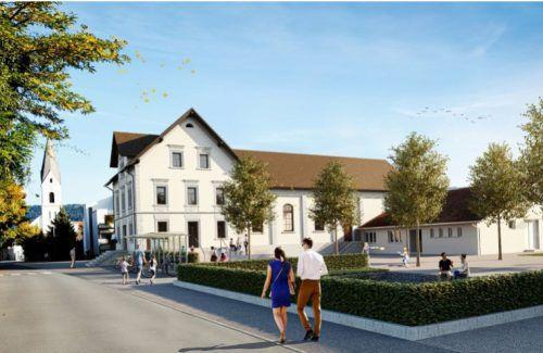 Bis Ende des Jahres soll das traditionsreiche Vereinshaus in Lauterach modernisiert werden.
