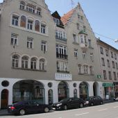 Stadtmarketing: Infostelle im Umbau