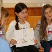 Farbenfrohe Energie von Bucher Schülern