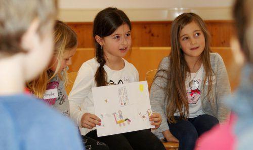 Bucher Schüler gewinnen beim Projekt wertvolle Einblicke ins Thema Energie.