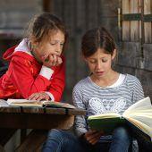 Schulen setzen ein deutliches Lesezeichen