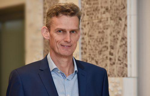 Christian Breuß ist der neue Amtsleiter im Rathaus Rankweil.Marktgemeinde
