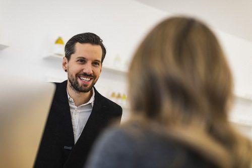Friseur Christoph Tomann und sein Team nutzten die vergangenen Wochen um neue Ideen für ihre Salons umzusetzen. Den Neustart sieht er mit Zuversicht. Todorovic