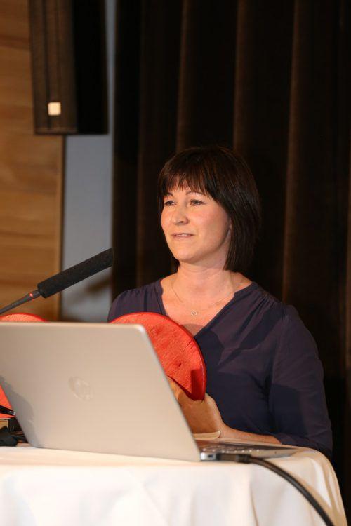 Daniela Lehner wurde zur neuen Obfrau des KPV Buch bestellt.