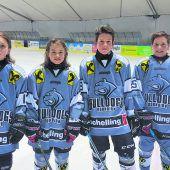Vier Vorarlberger Jungcracksfeierten Pee-Wee-Turniererfolg