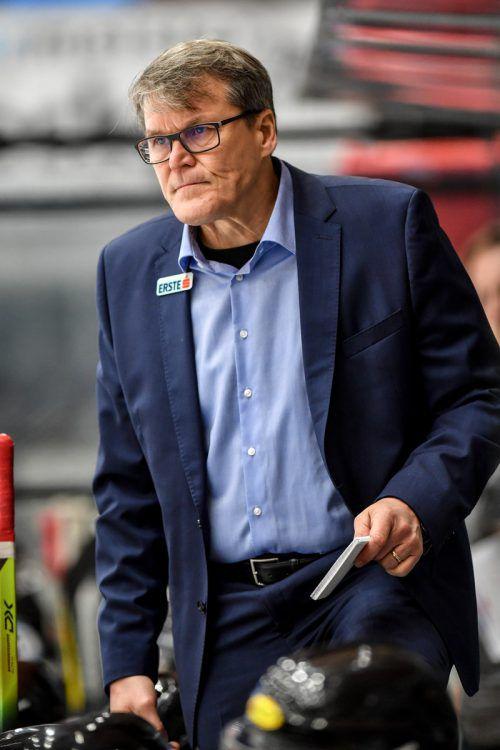 DEC-Headcoach Kai Suikkanen sieht keine Gründe, die gegen eine Vertragsverlängerung bei den Bulldogs sprechen.Gepa