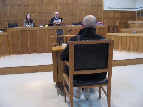Der 39-Jährige musste sich wegen Freiheitsentziehung vor Gericht verantworten. EC