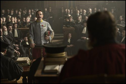 """Der Film """"J'accuse"""" über die Affäre Dreyfus von Roman Polanski wurde zwölf Mal für den César nominiert. frenetic films"""