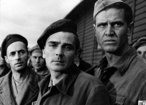 """Der Film von 1962 wird als Begleitprogramm zur Ausstellung """"Ende der Zeitzeugenschaft?"""" gezeigt.DEFA STIFTUNG"""