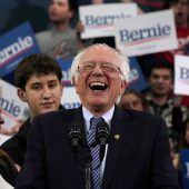 Sanders-Triumph in New Hampshire