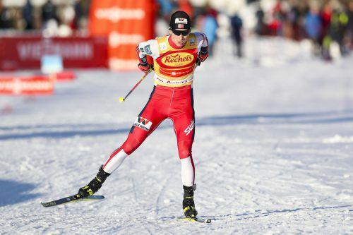 Der Norweger Jan Magnus Riiber war in Seefeld eine Klasse für sich.Gepa