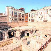 Der Palast der Shirvanshahs