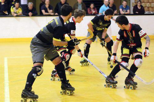 Der Rollhockeyclub Dornbirn spielt am morgigen Samstag zum ersten Mal im WS-Europacup-Viertelfinale. RHC Dornbirn