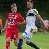SCR Altach testet gegen FC Dornbirn