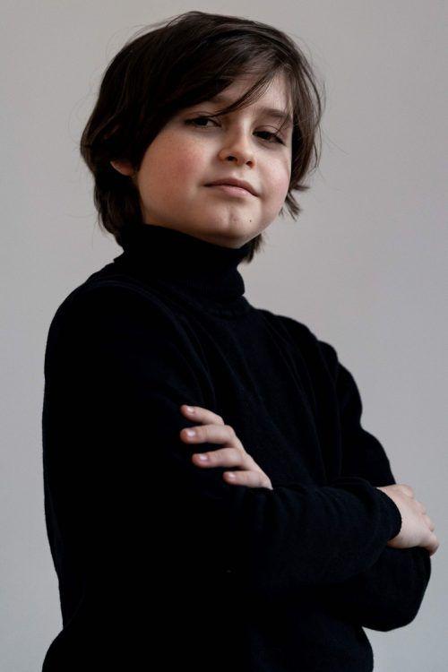 Der zehnjährige Laurent Simons hat einen IQ von 145.AFP