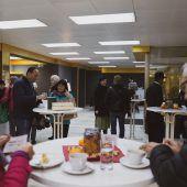 Caritas lädt zur Werte-Diskussion in den WirkRaum