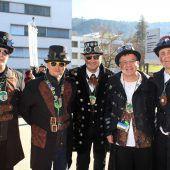 Steampunks setzen Bürgermeister ab