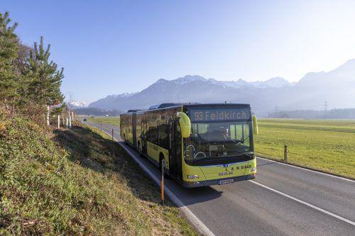 Die drei neuen Walgauer Landbuslinien hatten anfänglich mit Problemen zu kämpfen. Diese scheinen nun behoben zu sein.Kothner