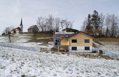 """Die Entwicklung der Kommune Buch, so wie bei den gemeindeeigenen Grundstücken am """"Rosa's Bühel"""", bilden einen Schwerpunkt für die Verantwortlichen. mst"""
